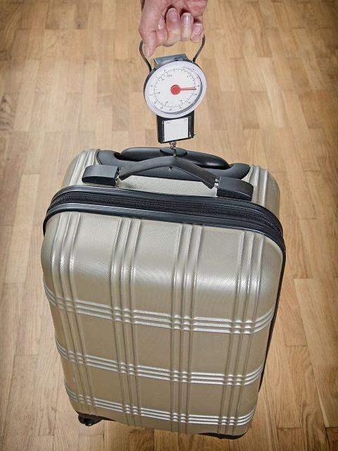 Skjerpet kontroll av samlet håndbagasje på fly