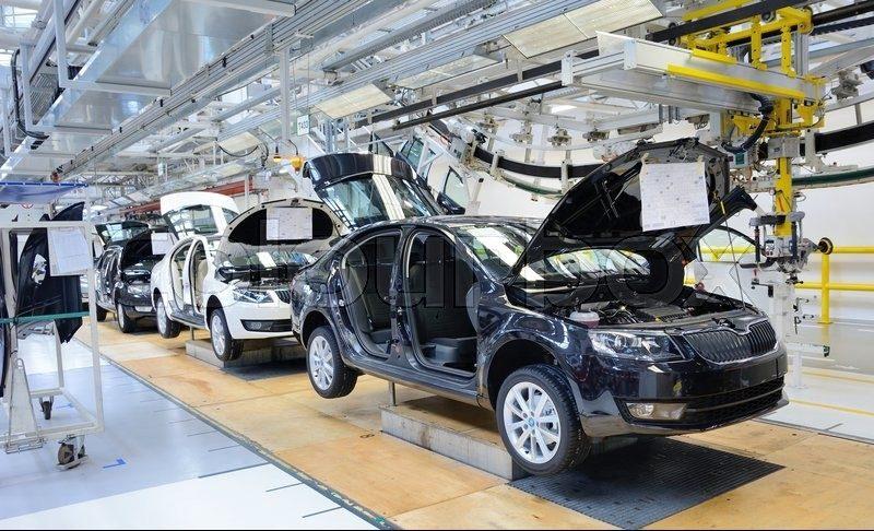 Verdens bilindustri kjemper