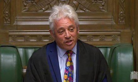 Speaker stanset gjentagelse av lørdagens Brexit-avstemning