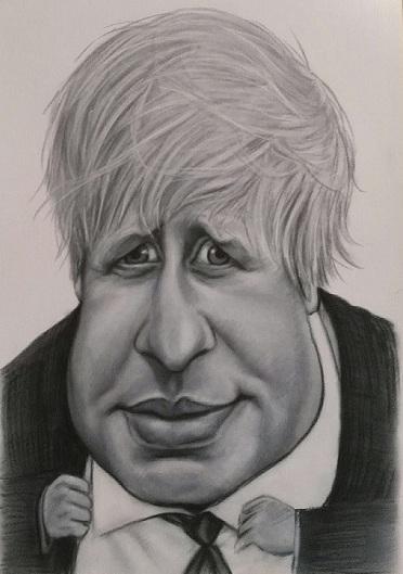 Den eksentriske statsministeren Boris Johnson