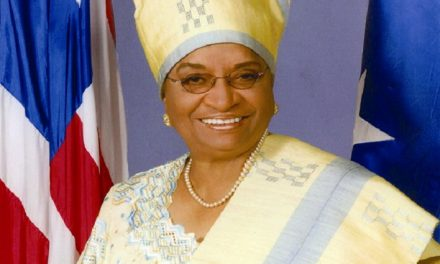 A message from president Ellen Johnson Sirleaf, Nobel Peace Prize laureate and Member of The Elders