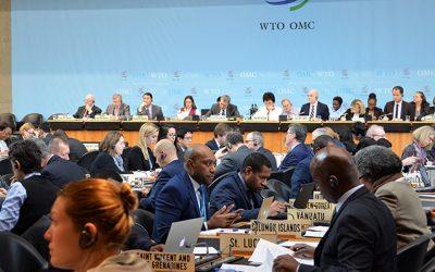 Slutt på World Trade Organization