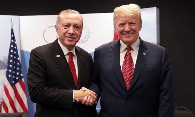 Erdoğan med «tit-for-tat»-angrep på USA