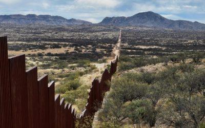 President Trumps grensemur er finansiert
