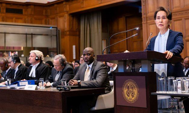 Den internasjonale domstolen i Haag dømte Myanmar til å beskytte Rohingya-muslimer