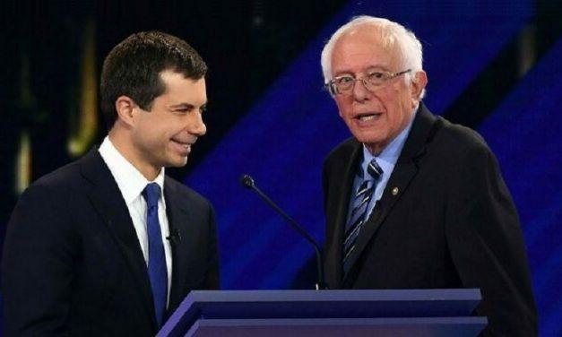 Amerikansk valg – Buttigieg og Sanders leder i staten Iowa