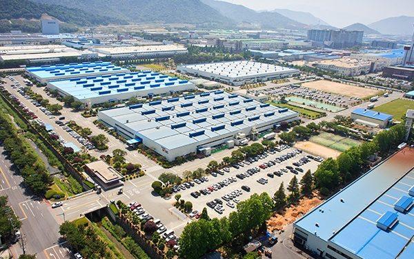 Hyundai stengte produksjonslinjer grunnet coronaviruset
