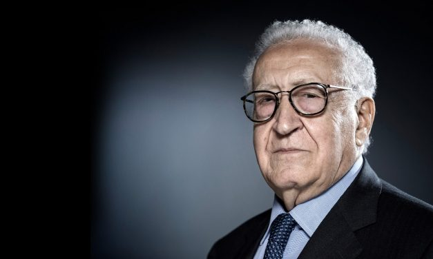 A message from the Elders,  Lakhdar Brahimi