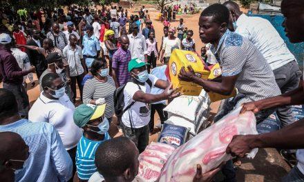 Kina styrker grepet om Afrika under koronavirus-pandemien