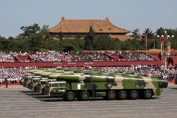 Kinas forsvar er mobilisert for «worst case-scenario» mot USA