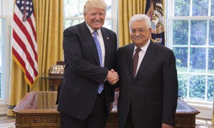Palestina bryter med Israel og USA
