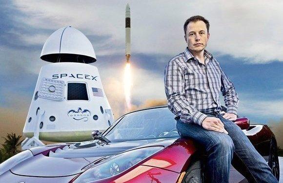 Hvem er Elon Musk?