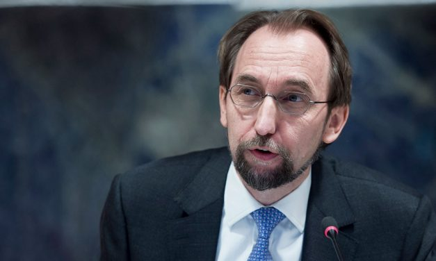 A message from the Elders, Zeid Raad al Hussein