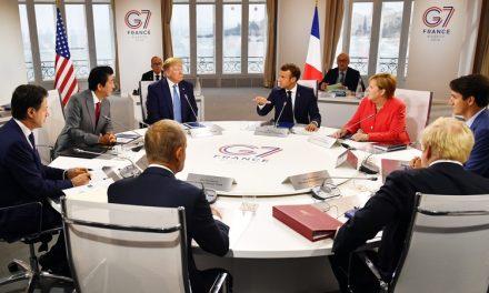Russland nektes oppmøte i G7 av Canada
