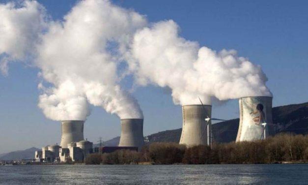 Frankrike tilbakeholdt informasjon om ulykke i atomkraftverk