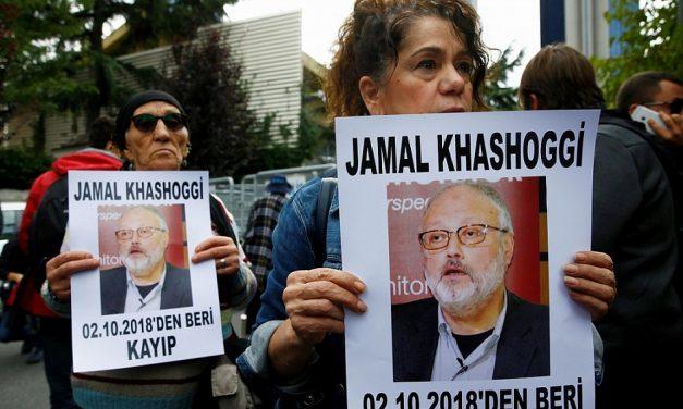 Rettssak om Khashoggi-drapet