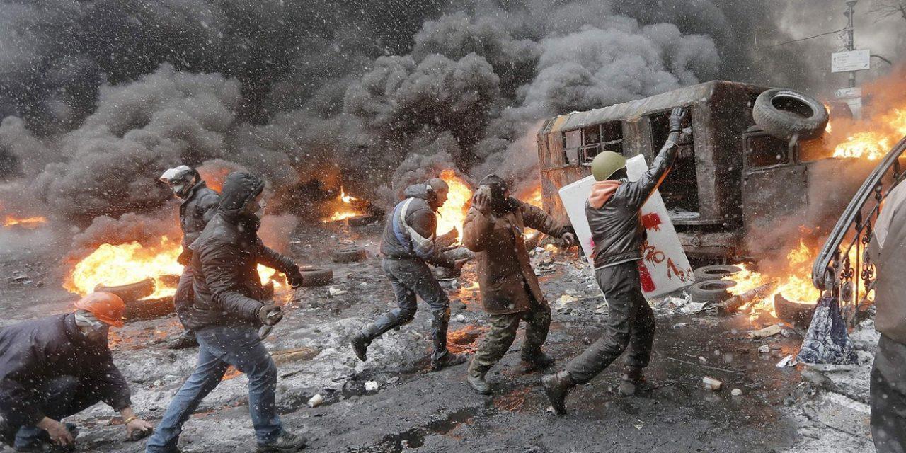 Ny våpenhvile i Ukraina