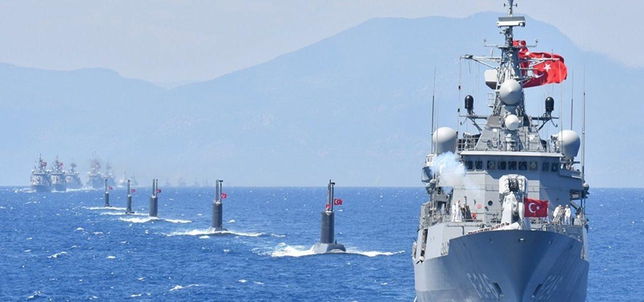 Spenning mellom Hellas og Tyrkia splitter EU