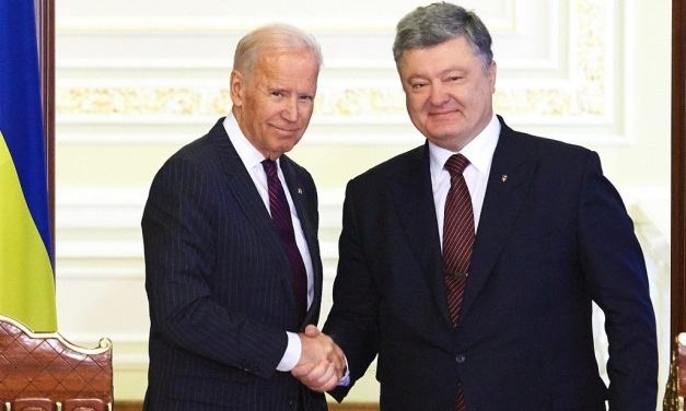 Joe Bidens korrupsjonsaffære i Ukraina