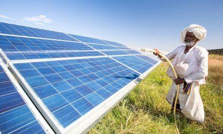 Indias valg mellom sol- eller kullenergi