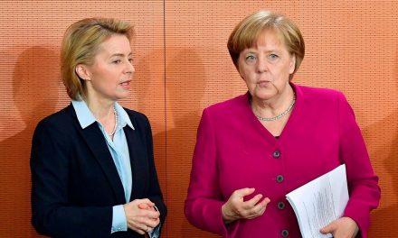 Tysklands BNPs dårligste 2. kvartal hittil målt