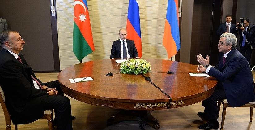 Nagorno-Karabakh-konflikten – Armenia og Aserbajdsjan