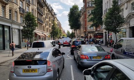 1 av 8 dør av forurensning i Europa