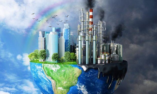 Verdens befolkning forbruker mer enn planeten kan erstatte