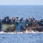 5-dobling av patera-flyktninger på verdens farligste fluktrute