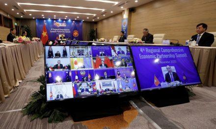 Kina sementerer innflytelse i Asia- og Stillehavs-handelen