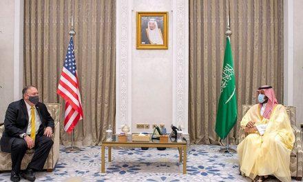 Statsminister Netanyahus møte med Saudi-Arabias leder