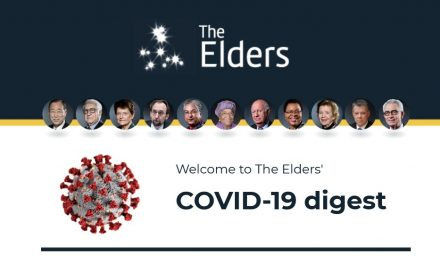 A Message from the Elders