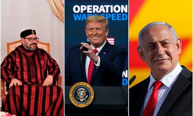 Amerikansk megling ga Marokko og Israel diplomatisk forbindelse