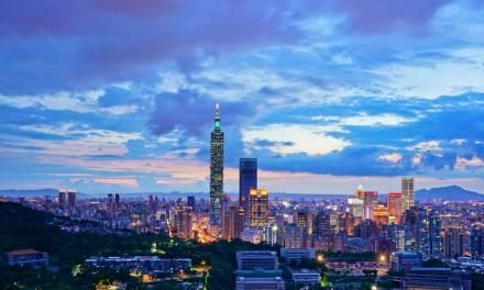 Full diplomatisk forbindelse mellom USA og Taiwan