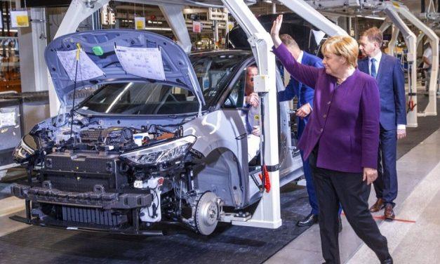 EU-subsidier til elbilproduksjon