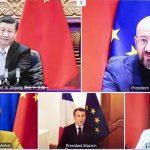 Investeringsavtale mellom EU og Kina