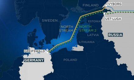 Kamp om Nord Stream 2