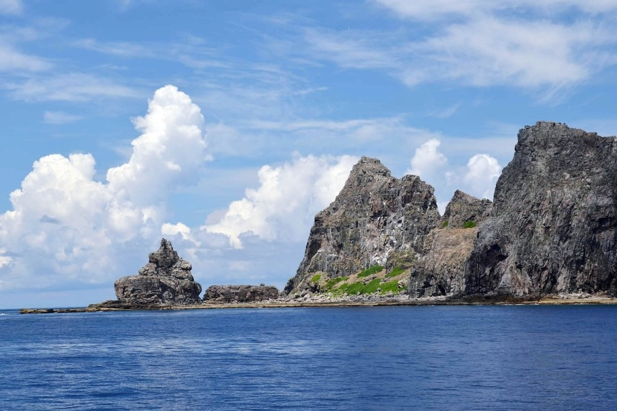 Kina vil senke japanske skip i japansk territorialfarvann