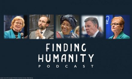 Finding Humanity podcast with The Elders