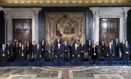 Mario Draghi ny statsminister i Italia