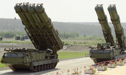 Russland fôrer Iran med våpen