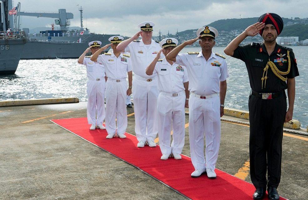 Styrket sikkerhetsbånd mellom Washington og New Delhi mot Kina