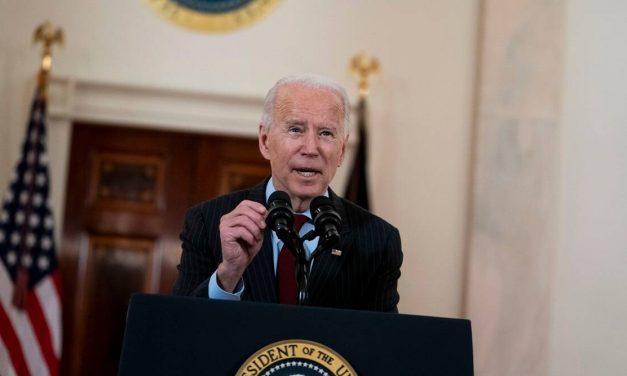 Biden-administrasjonen sanksjonerer russerne