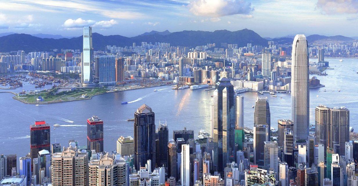 Eliminering av Hong Kongs autonome del av Kina