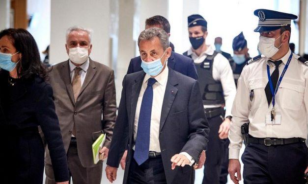 Den franske ekspresidenten Nicolas Sarkozy dømt for korrupsjon