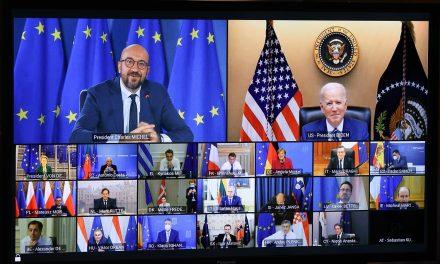 USA og EU uenig om Kina-politikken