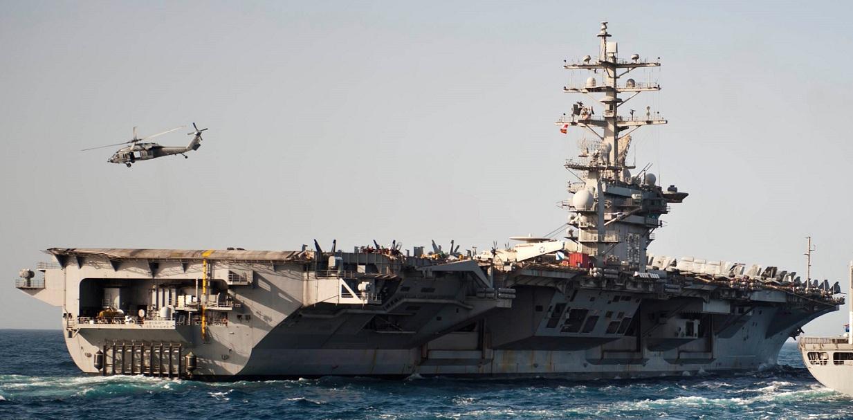 USA og Marokko med flåte- og flymanøvrer ved Kanariøyene