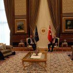 Tyrkias president fornærmet EU-president von der Leyen