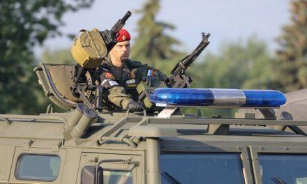 Ukraina manipulerer med verdensfreden