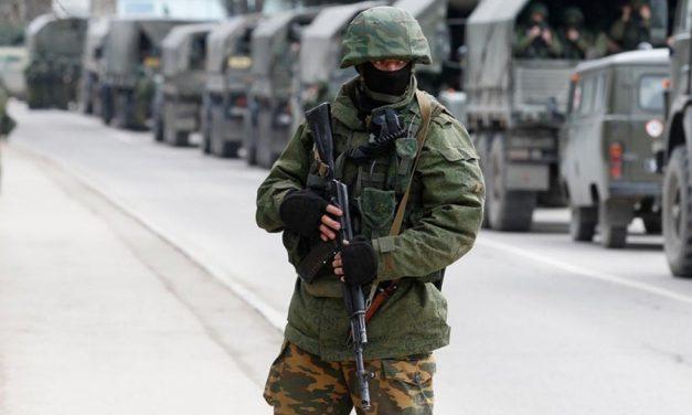 Russland bestrider krigsforberedelser mot Ukraina